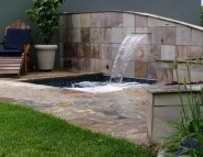 Spa and Water Feature 2