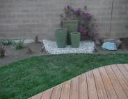 Landscape elements (Irvine project)