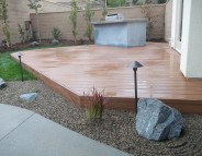 Grill and Deck (Irvine project)