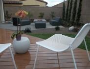 Irvine backyard remodel